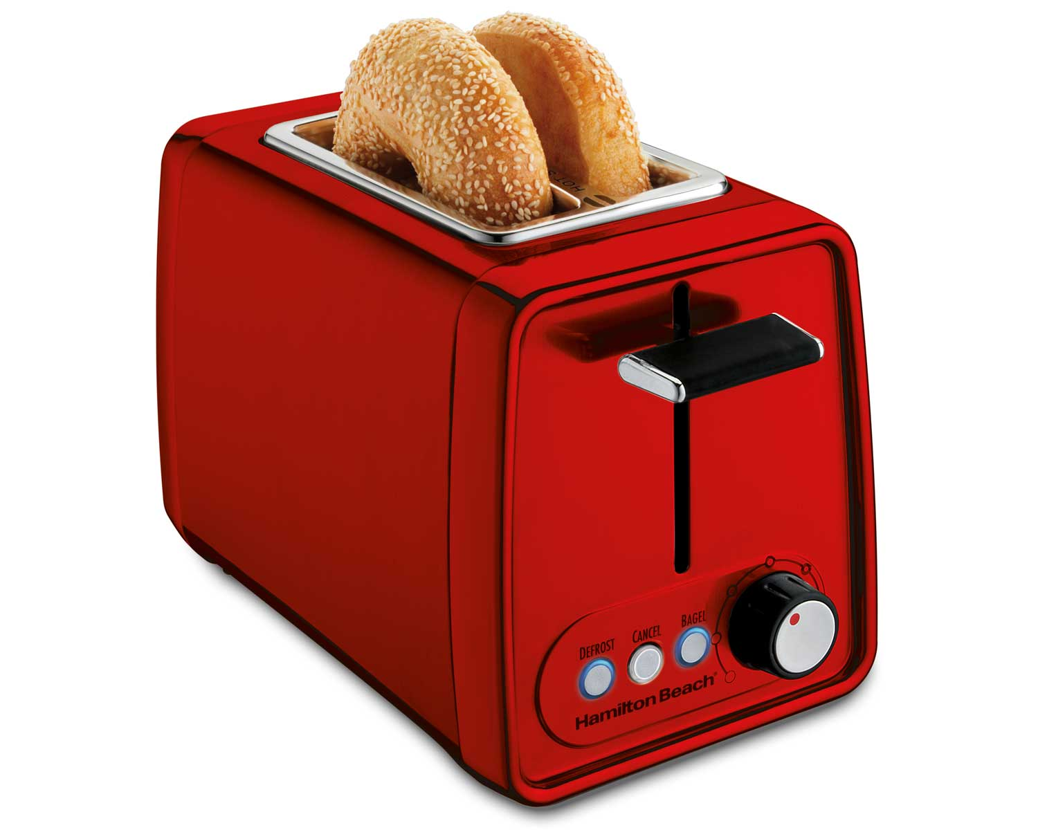 Modern Chrome Toaster (22793C)