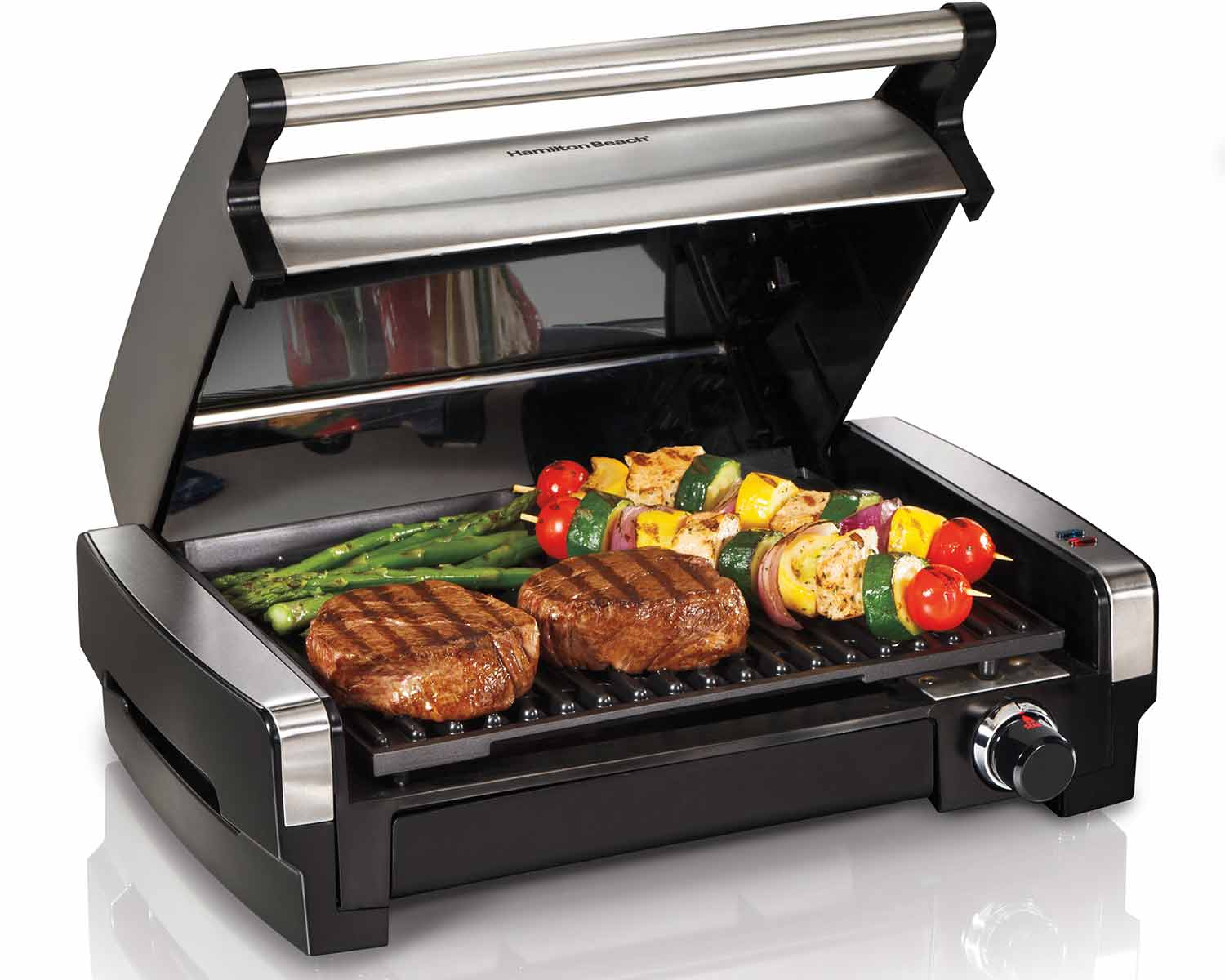 Searing Grill with Removable Plates (25360C)