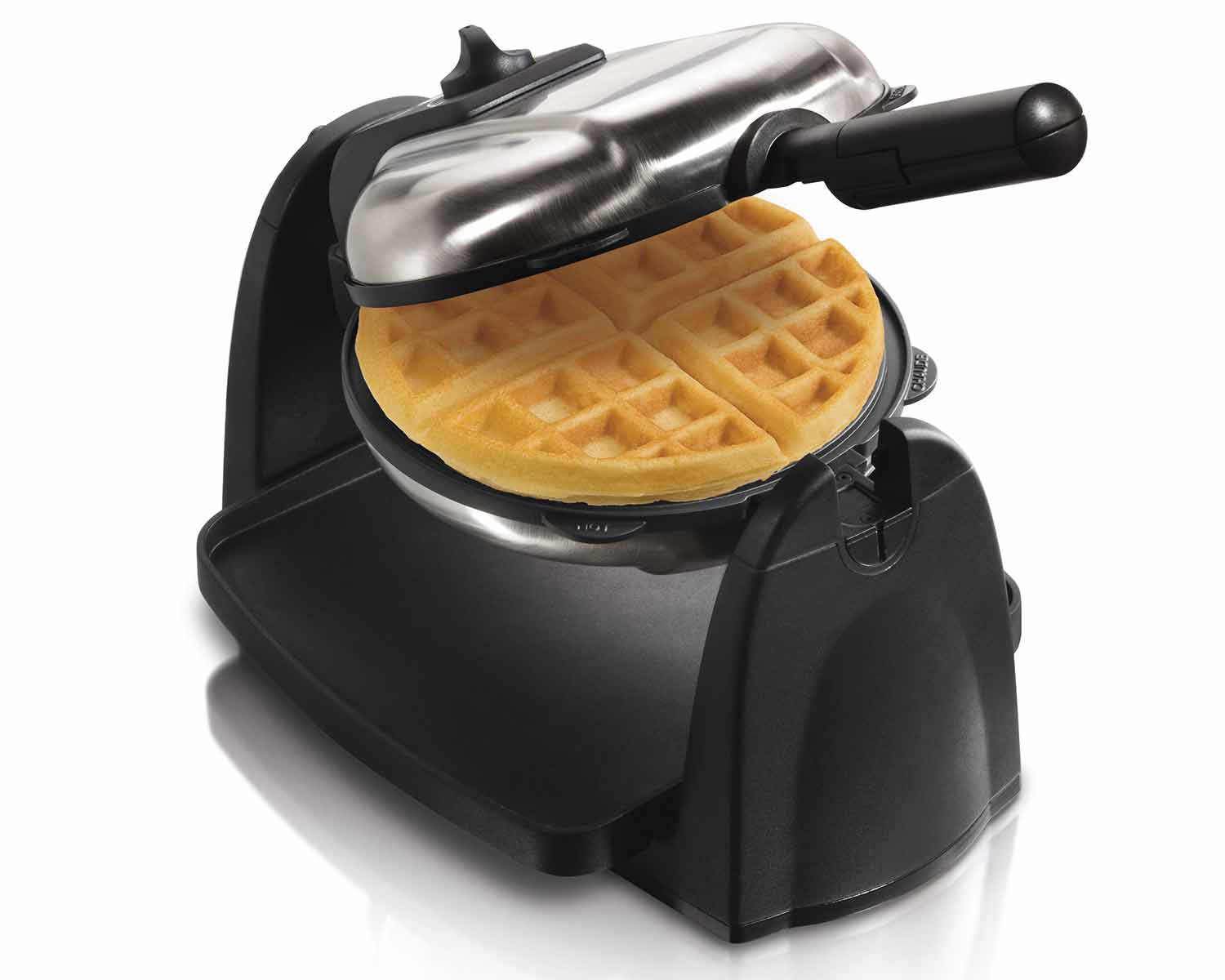 Flip Belgian Waffle Baker with Removable Grids (26030C)
