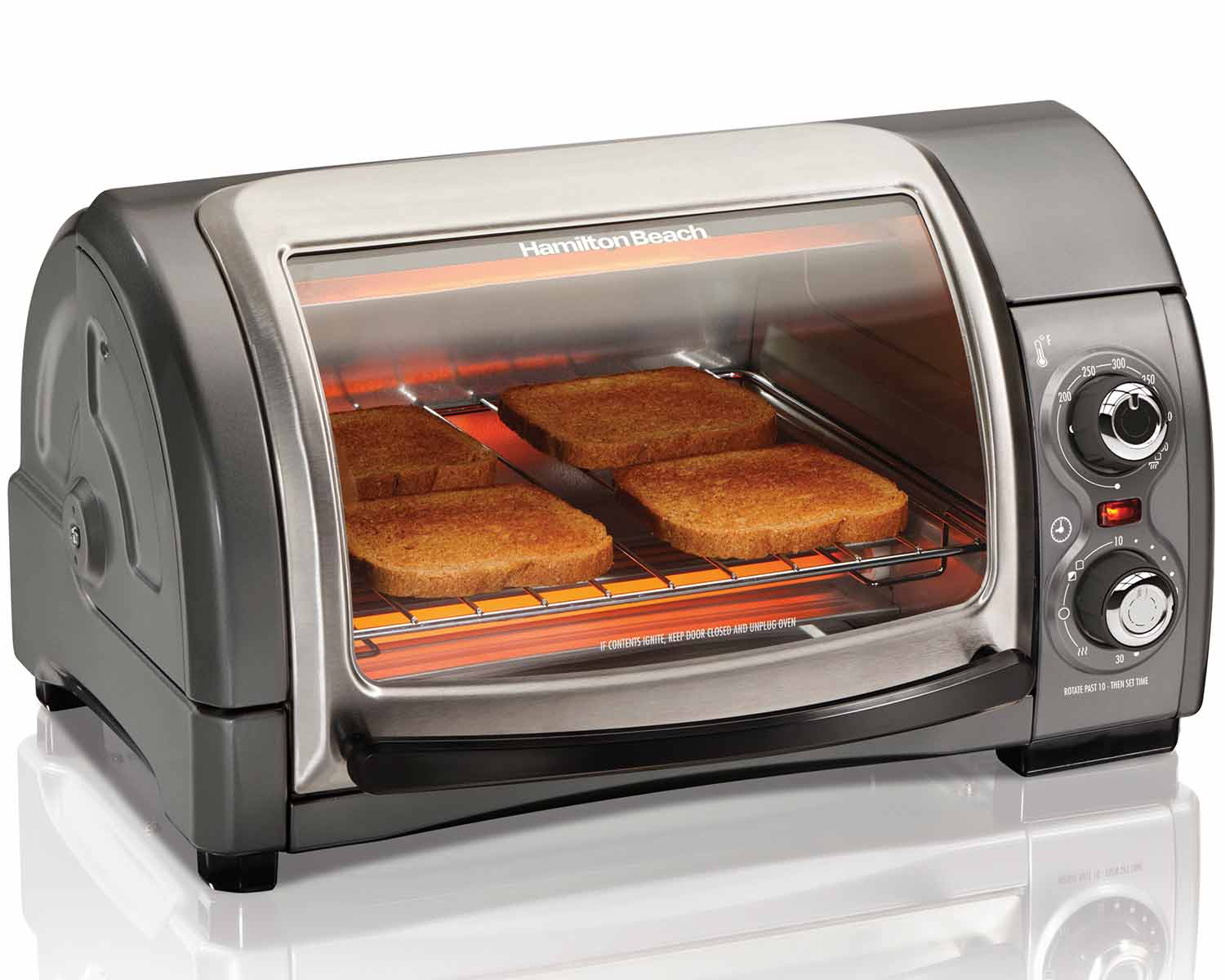 Easy Reach™ Toaster Oven (31334D)