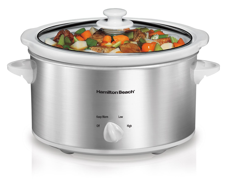 4 Quart Slow Cooker (33140V)