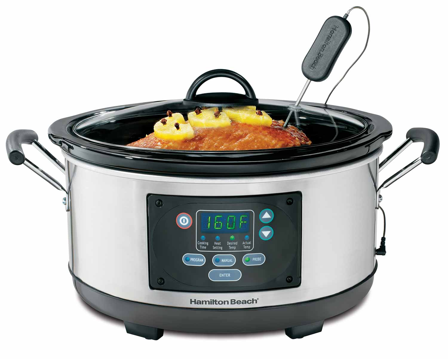 6 Quart Set 'N Forget® Programmable Slow Cooker (33966C)