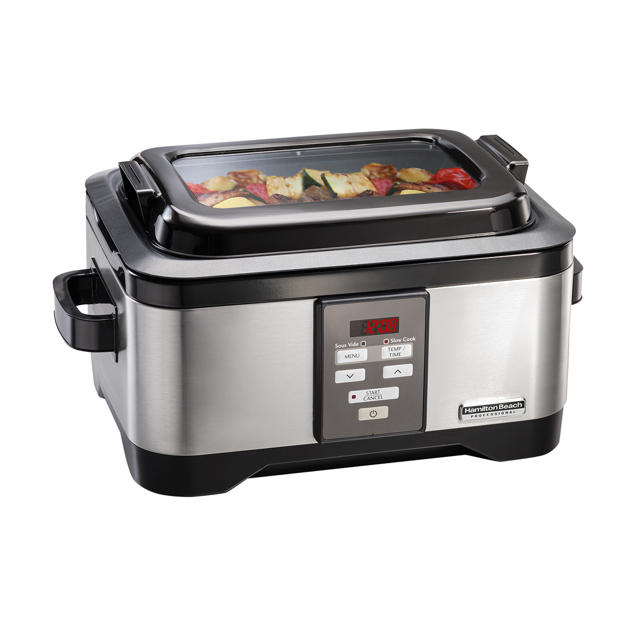 Hamilton Beach® Professional Sous Vide and 6 Qt. Slow Cooker (33970C)