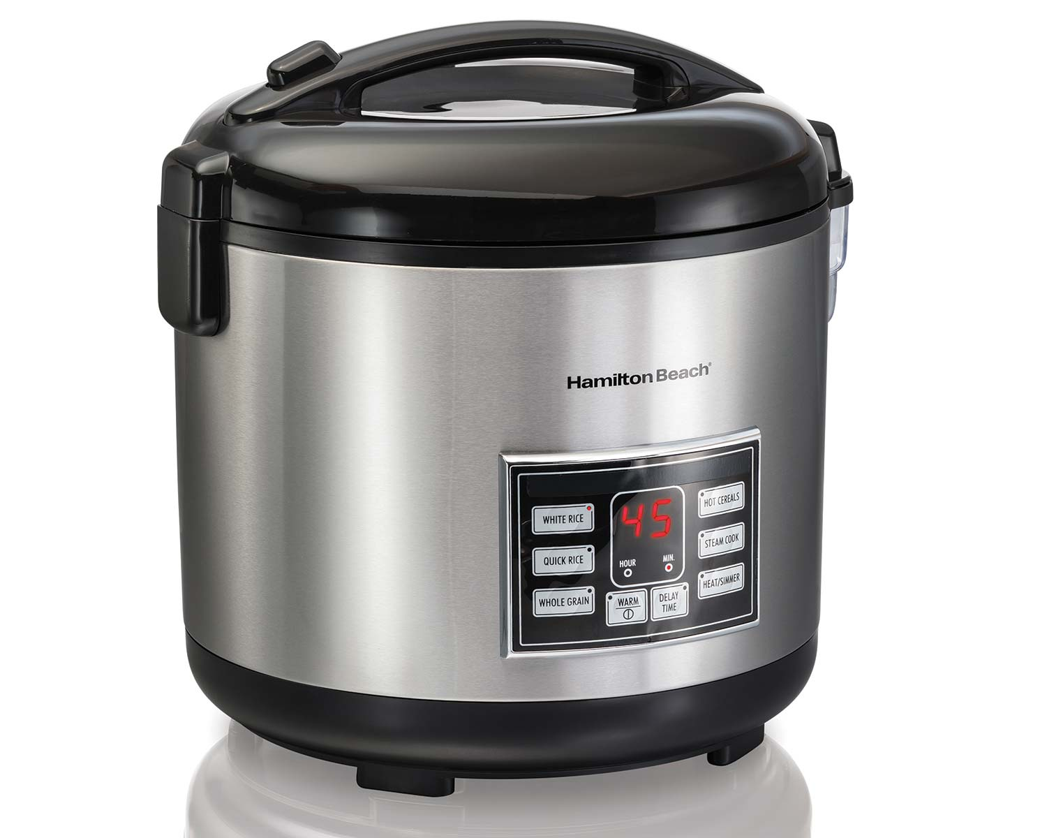 4-20 Cup Rice and Hot Cereal Cooker (37543C)