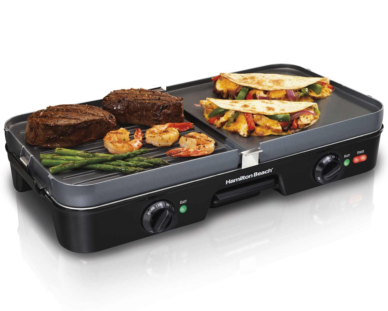 3-in-1 Grill/Griddle (38546)