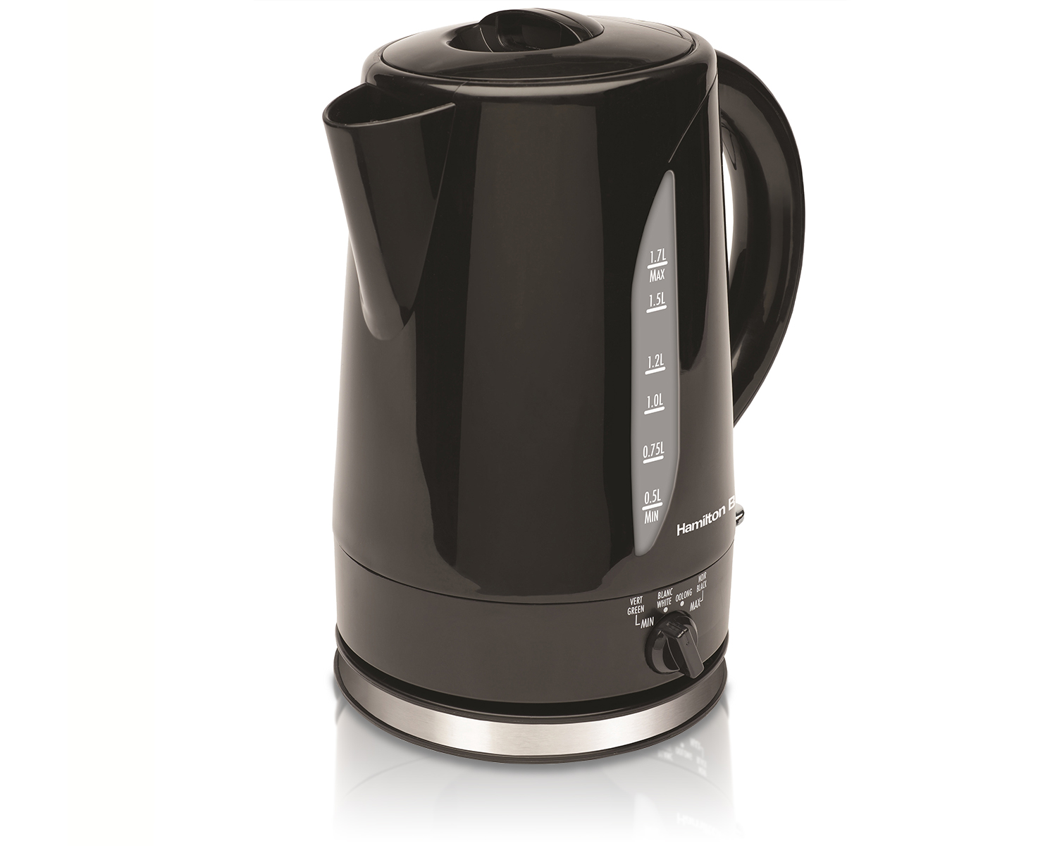1.7 Litre Cordless Kettle with Adjustable Heat (40817)
