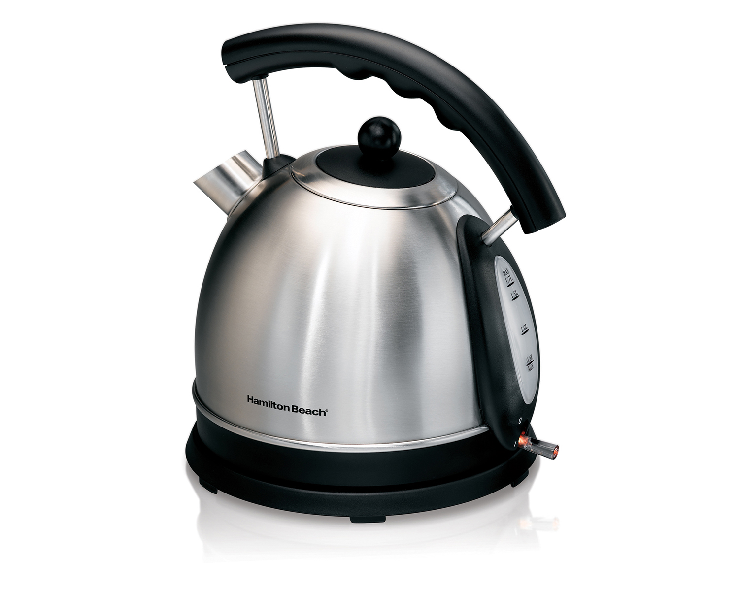 1.7 Litre Stainless Steel Cordless Kettle (40893C)