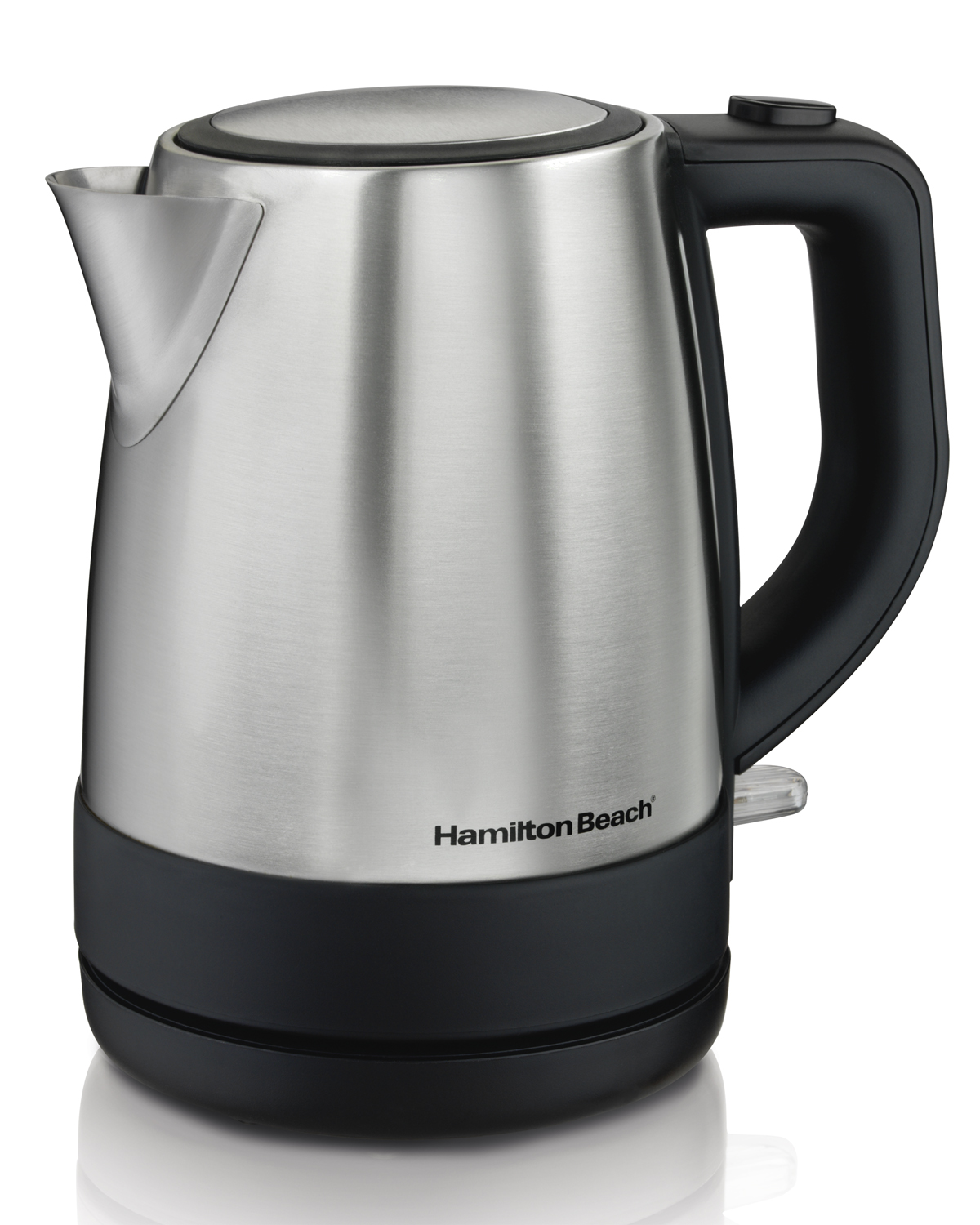1 Litre Stainless Steel Kettle (40998C)