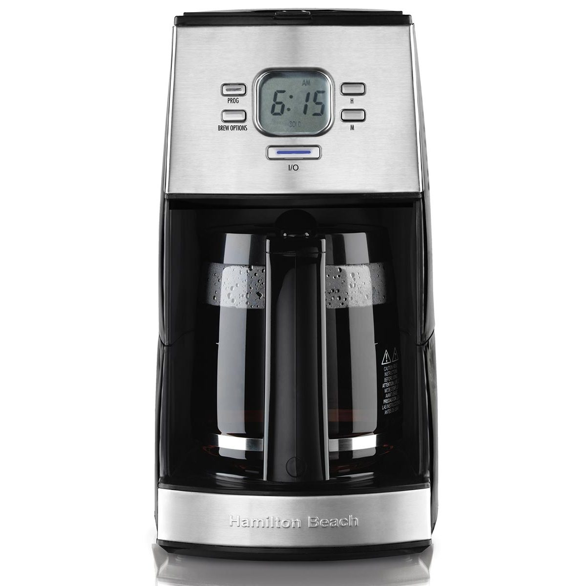 Programmable 12 Cup Coffee Maker (43254R)