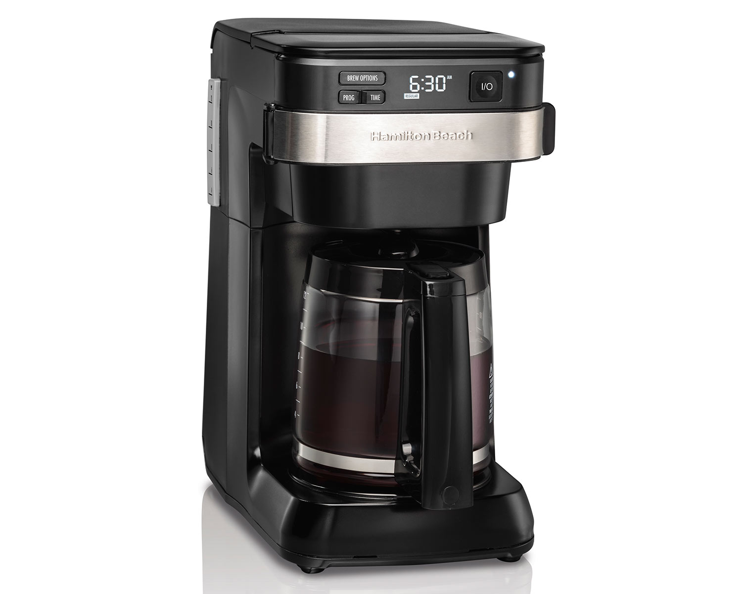 Programmable Easy Access 12 Cup Coffeemaker  (46300C)