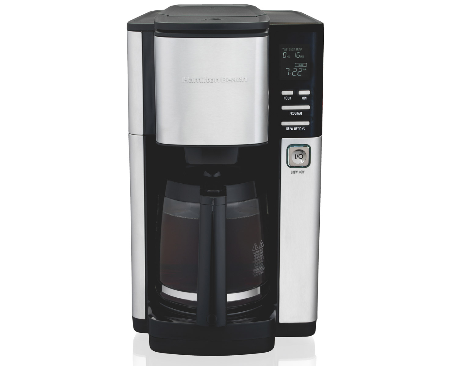 Cafetière programmable Easy Access Plus (46380C)