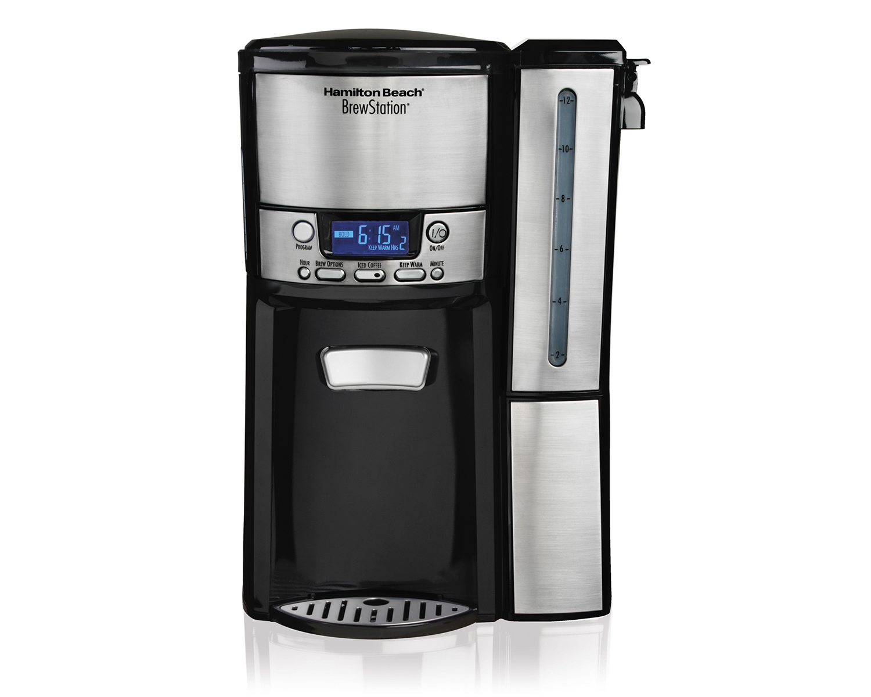 BrewStation® 12 Cup Dispensing Coffee Maker w/ Removable Reservoir (47950)