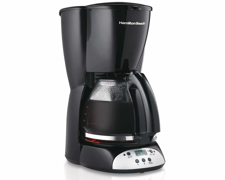 Cooks Coffee Maker Carafe Model 22005 : Hamilton Beach Coffee Maker - 12-Cup - 49465R