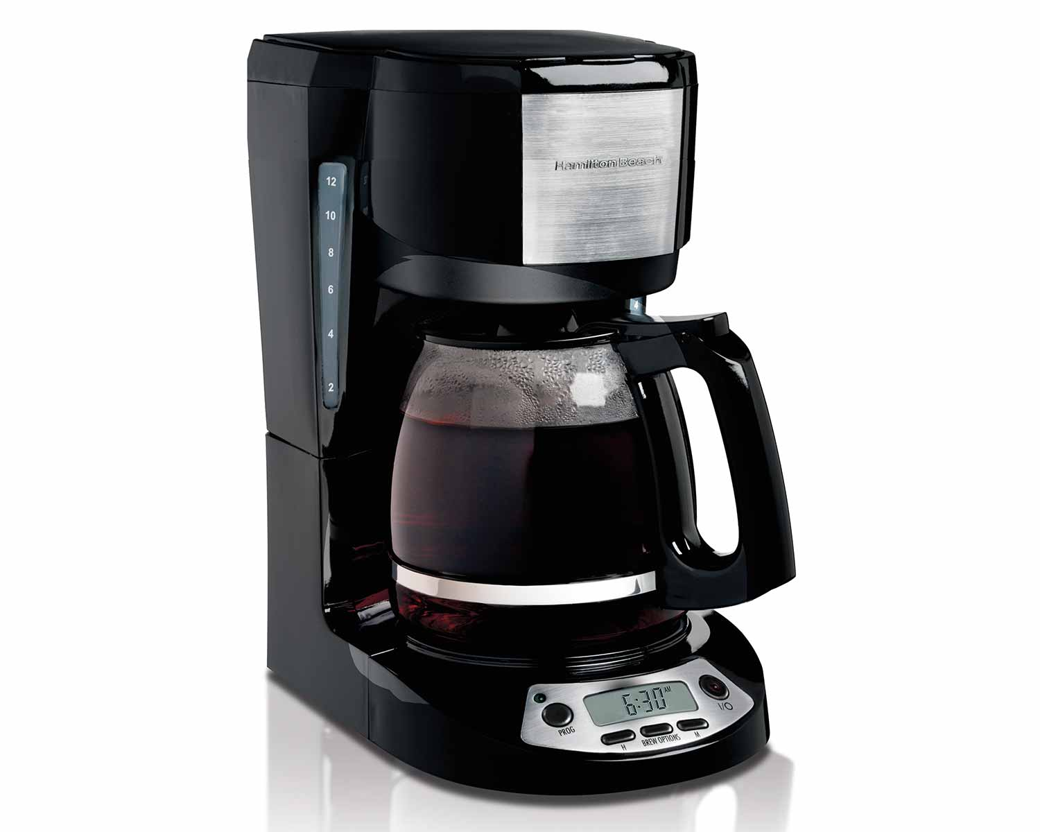 12 Cup Programmable Coffeemaker (49615)