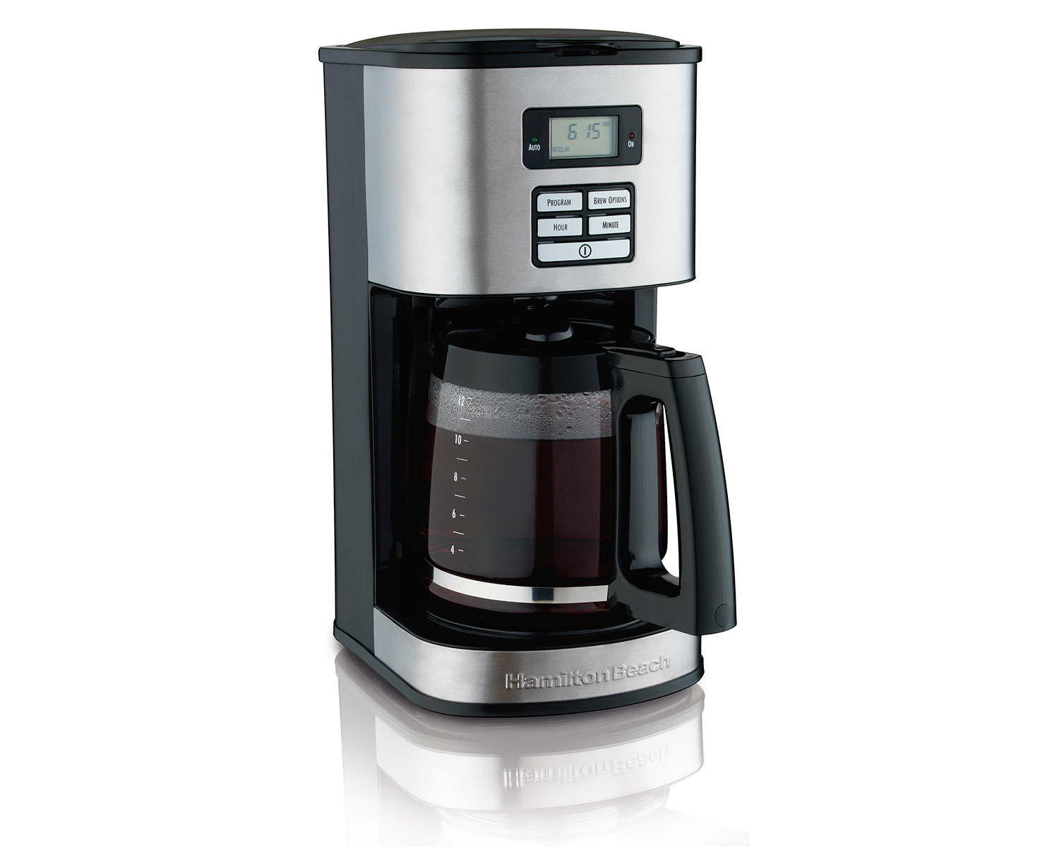 12 Cup Programmable Coffeemaker (49618)