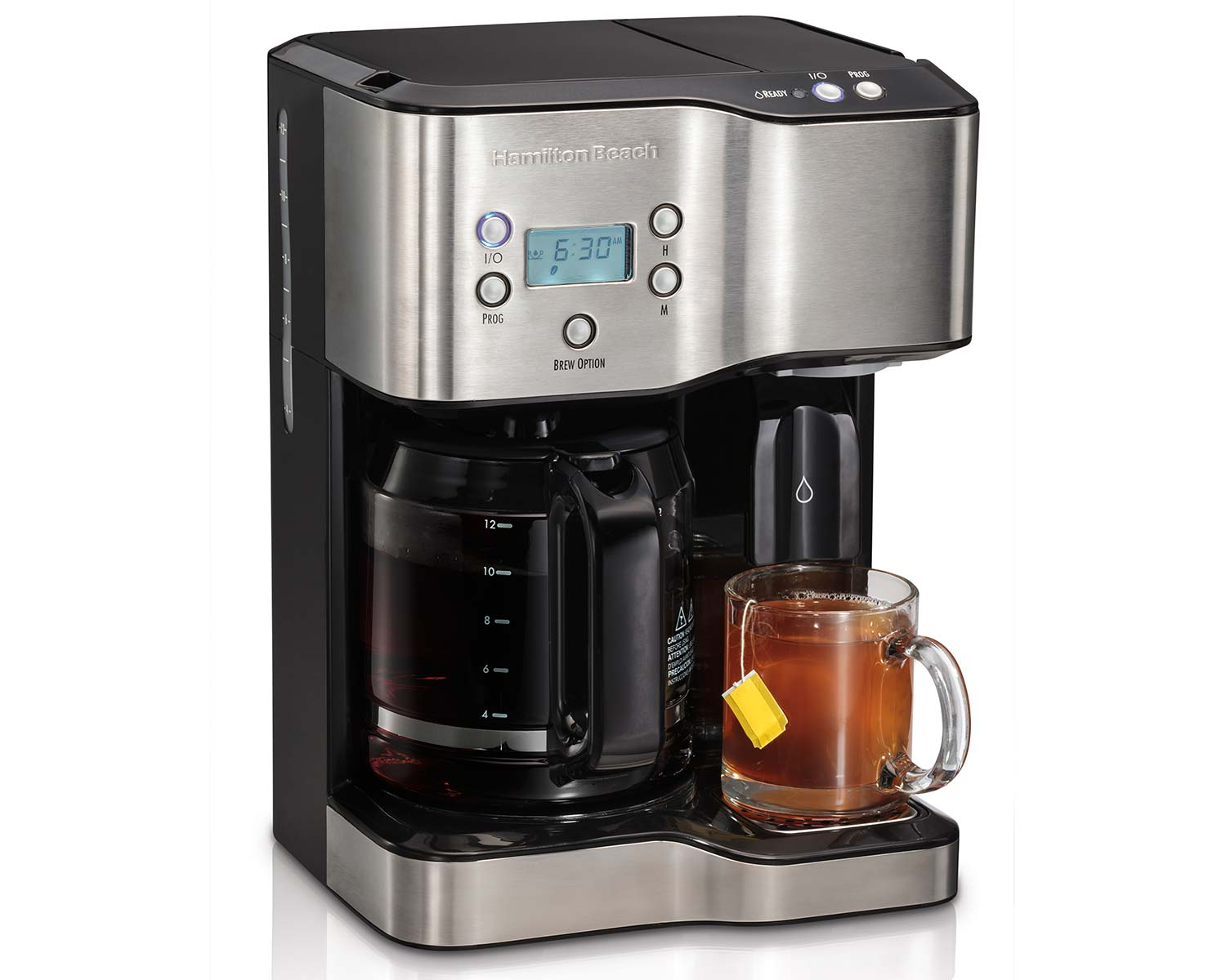 Coffee Maker & Hot Water Dispenser (49982C)