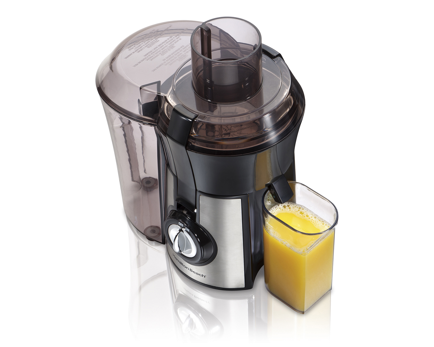 Big Mouth® Stainless Steel Juice Extractor (67608C)