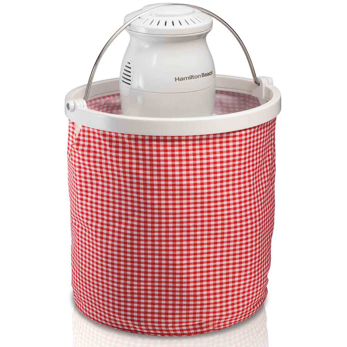 4 Quart Collapsible Bucket Ice Cream Maker (68990)