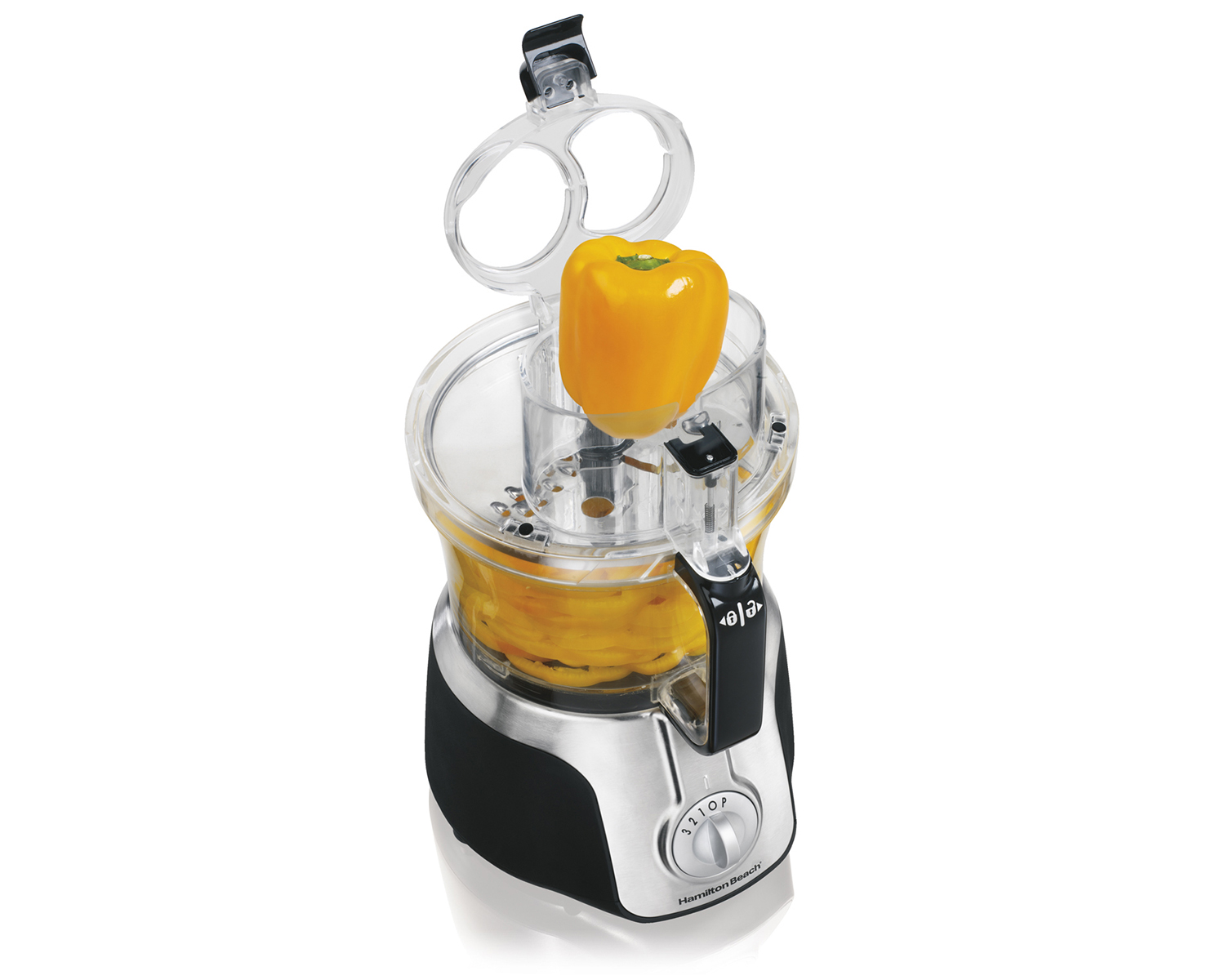 Big Mouth® Duo 14 Cup Food Processor with Second Bowl (70579)