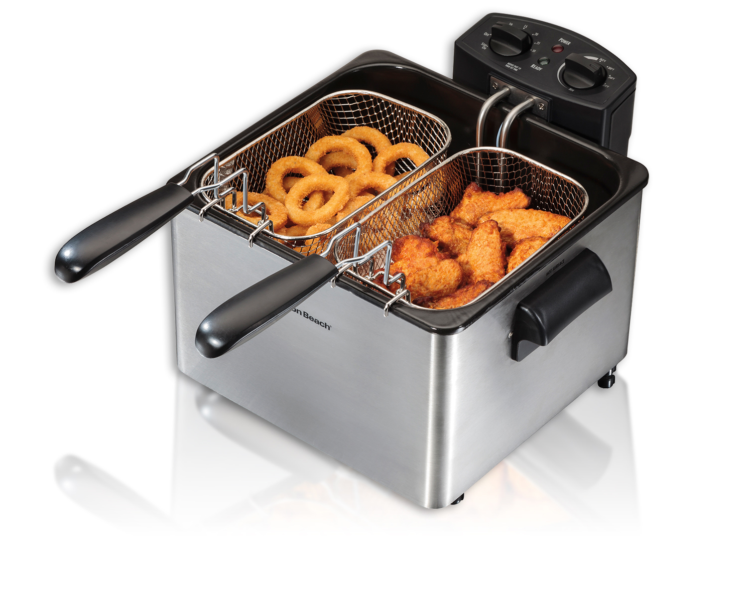 Professional Style Deep Fryer 35035c