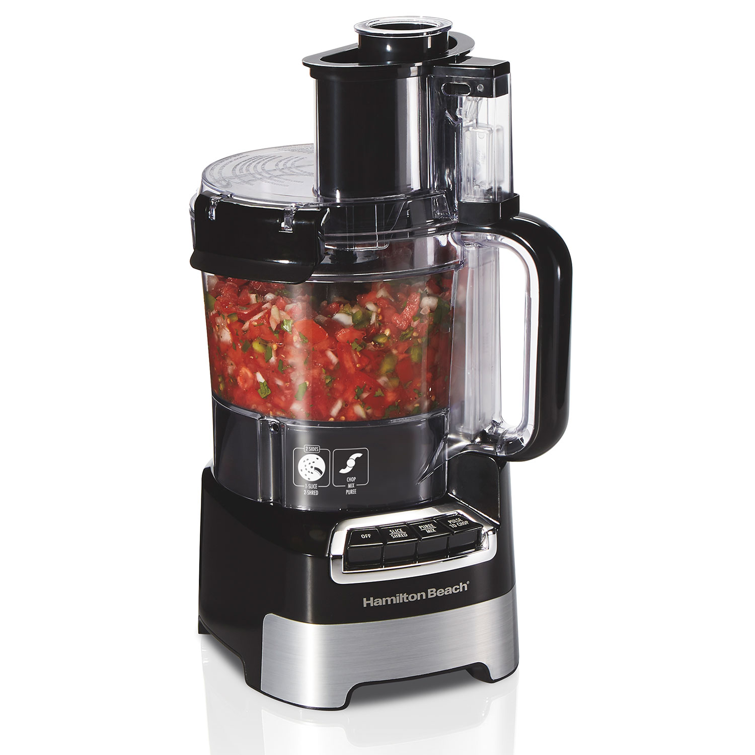 Stack & Snap™ 10 Cup Food Processor (70723C)