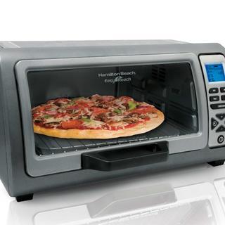 Convection Four Grille-pain 6 fentes comptoir électrique maison familiale Taille Pizza Cook